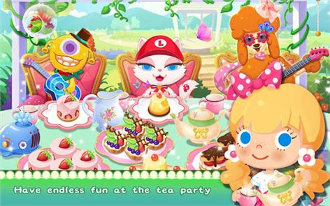 Candy's Pet Party image