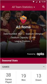AS Roma Mobile image