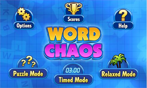 Word Chaos image