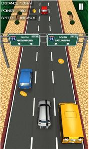 Car Traffic Race image