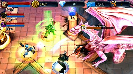 Dungeon Hunter 3 image