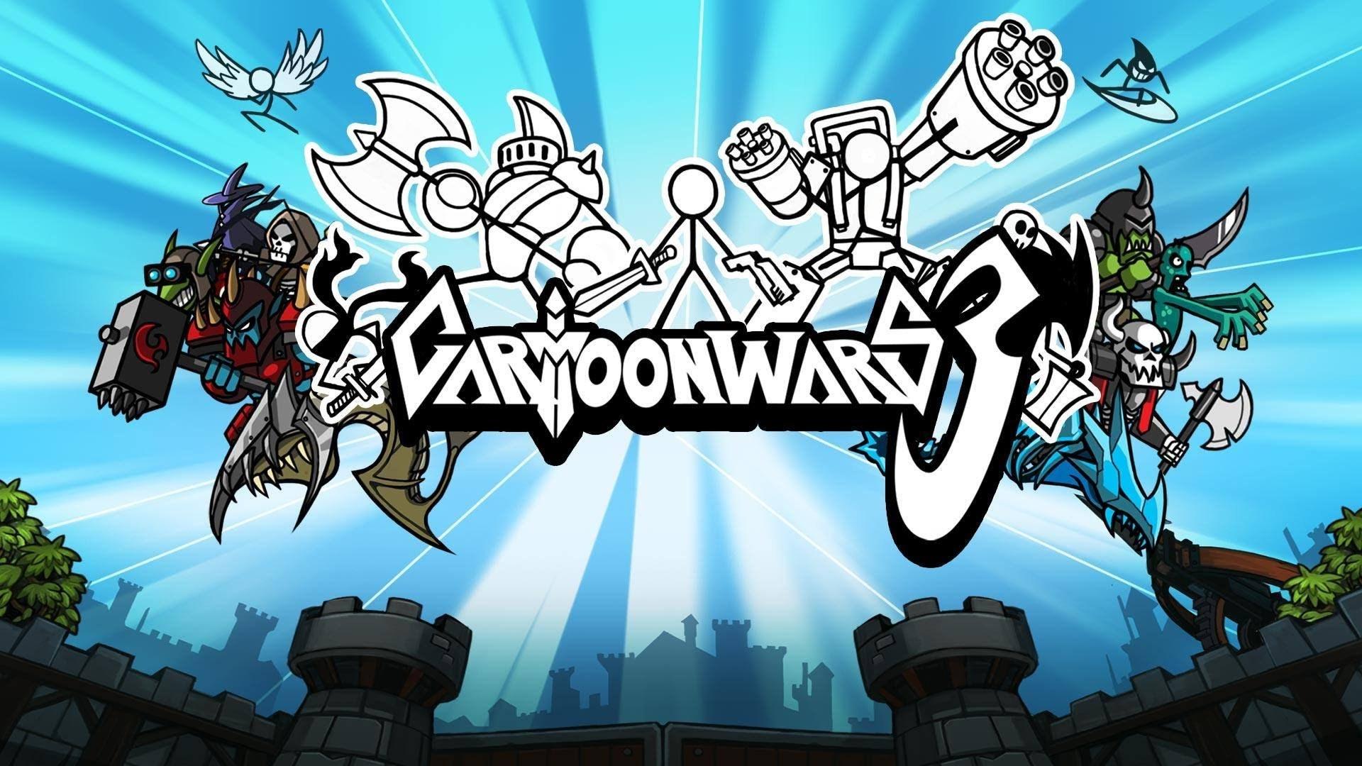 Cartoon wars 3 online porn movies