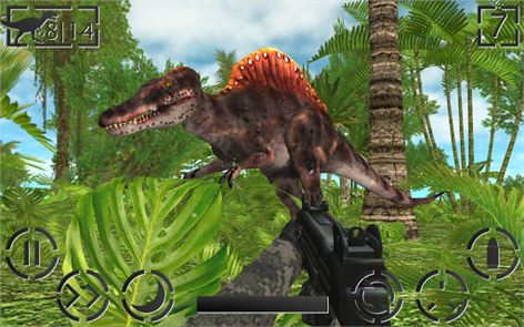 Dinosaur Hunter: Survival Game image