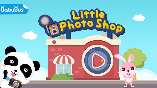 Little Panda's Photo Shop image