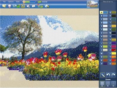 Cross-stitch World image