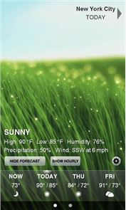Weather HD Free image