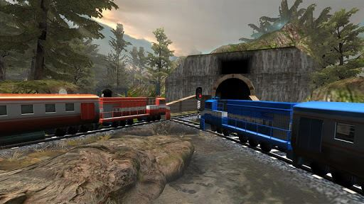 Train Racing Games 3D 2 Player image
