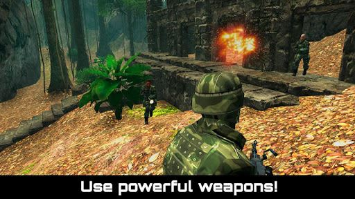Jungle Commando 3D: Shooter image