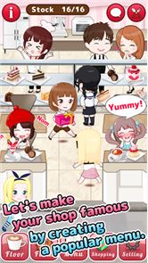 My Cafe Story2 -ChocolateShop- image