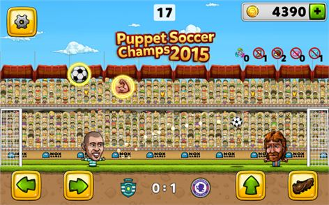 Puppet Soccer Champions 2015 image
