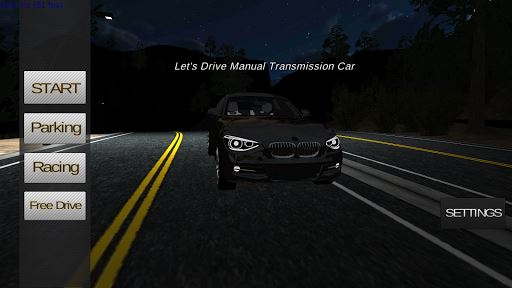 Manual Car Driving image