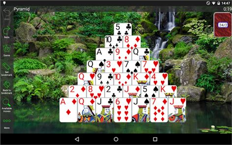 250+ imagem Solitaire Collection