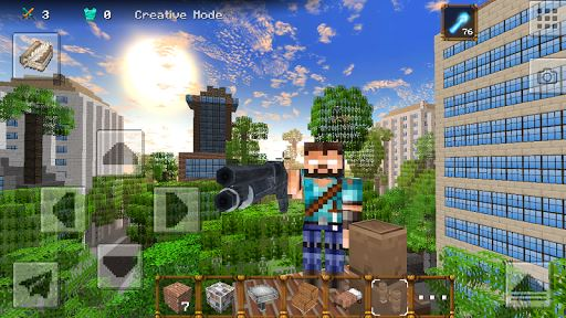 City Craft: Herobrine image