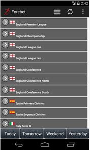 Football Predictions Forebet image