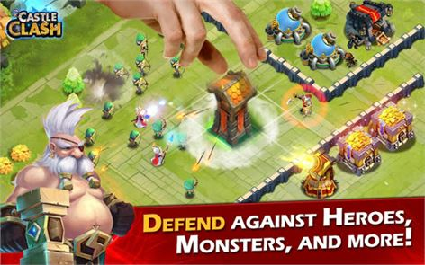 Castle Clash: Age of Legends image