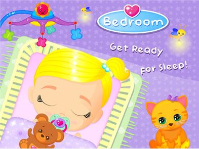 Lily & Kitty Baby Doll House image