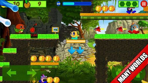 Jungle Castle Run 3 image