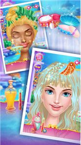 Mermaid Makeup Salon image