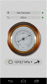 Accurate Barometer Free image