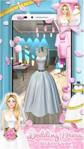 Wedding Dress Maker Game image