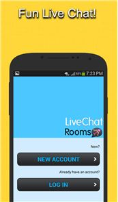 Live Chat Rooms image