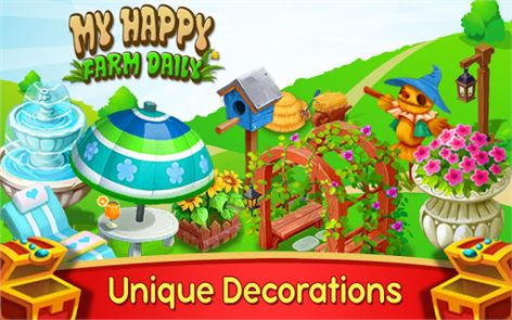 My Happy Farm Daily image