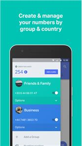onoff App – Call, SMS, Numbers