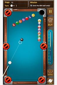 The king of Pool billiards image