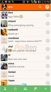 Paytren Messenger image