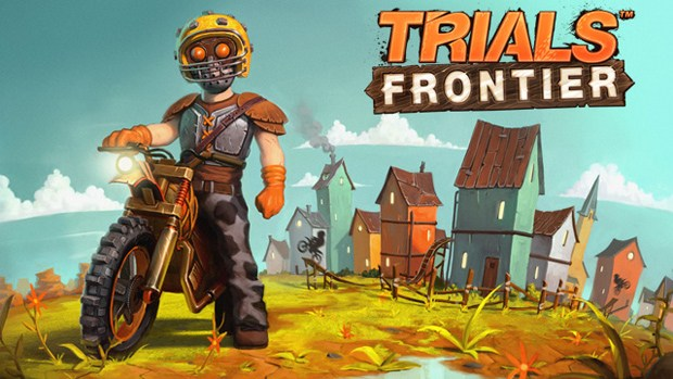 Trials Frontier for PC Windows and MAC Free Download