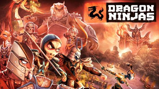 Dragon Ninjas image