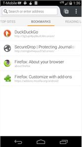 Orfox: Tor Browser for Android image