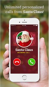 A Call From Santa! image