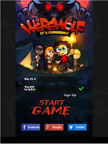 Werewolf (Party Game) image