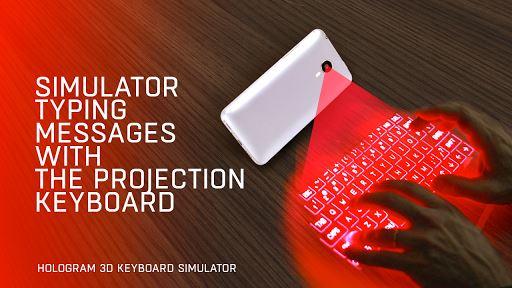 Simulador de teclado 3d holograma para pc 7 8 10 for Simulador de casas 3d gratis