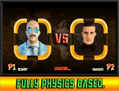 Deadly Fight P2P Fighting Game image