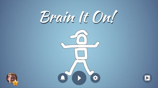 Brain It On! - Physics Puzzles image