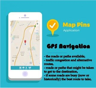 GPS Navigation That Talks image