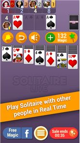 Solitaire Live image