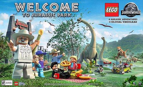 lego jurassic world download free pc