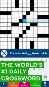 Daily Celebrity Crossword image