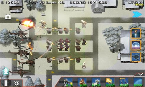 Global Defense: Zombie War image