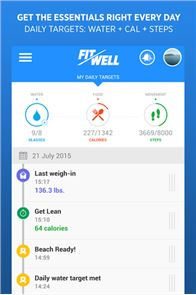 FitWell Fitness, Health, Diet image