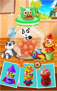 Gum Ball Candy: Kids Food Game image