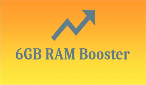 6GB RAM Booster image