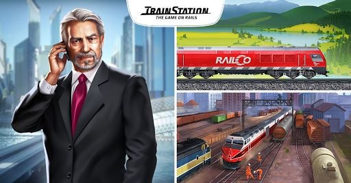 TrainStation – Game On Rails