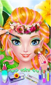 Seasons Fairies - Beauty Salon image