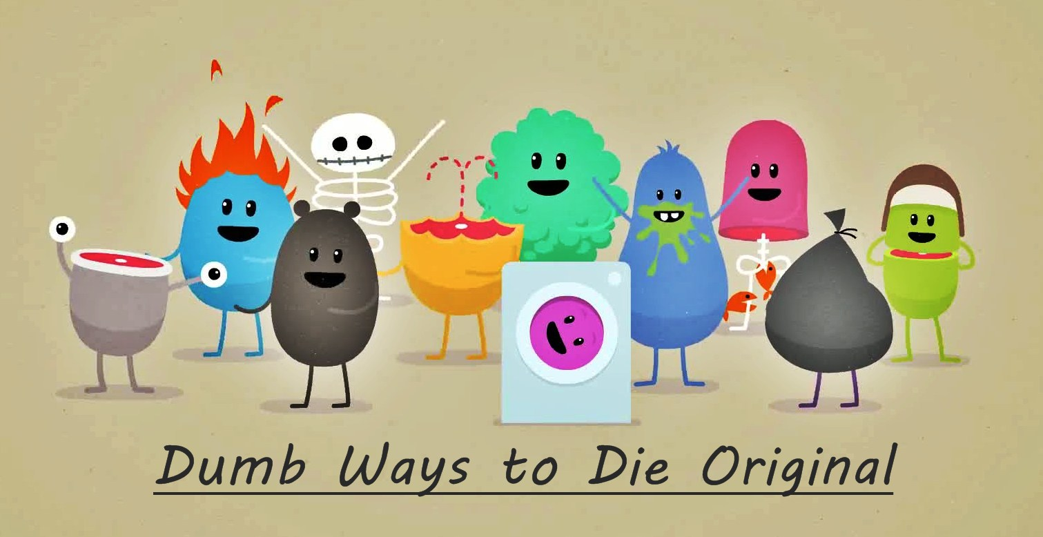 Dumb Ways to Die Original for PC Windows and MAC Free Download
