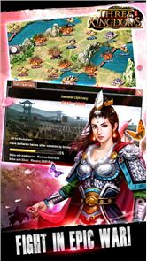 Clash of Three Kingdoms image