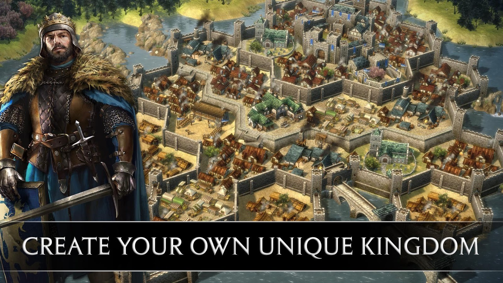 Total War Battles KINGDOM for PC Windows and MAC Free Download